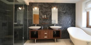 Modern london Bathroom
