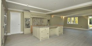 Open Plan Kitchen Lounge