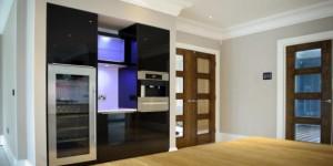 Living room build London