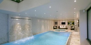 London Indoor Pool Build 2