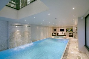 London Indoor Pool Build 2